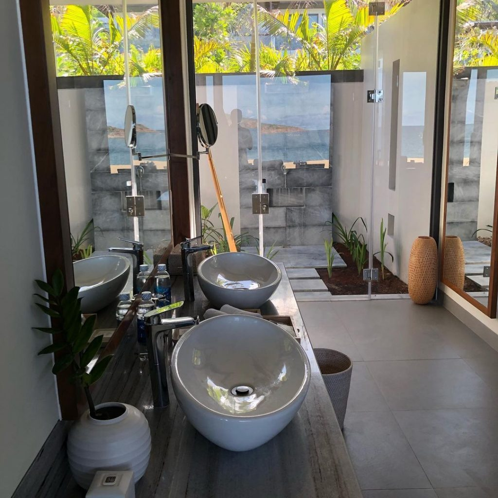 interior furniture made from eco-friendly materials at Anantara resort in Quy Nhon, Vietnam