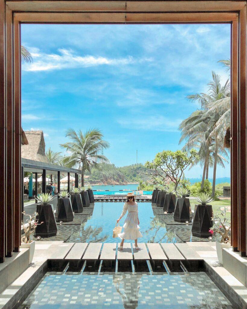 Avani resort in Quy Nhon, Vietnam