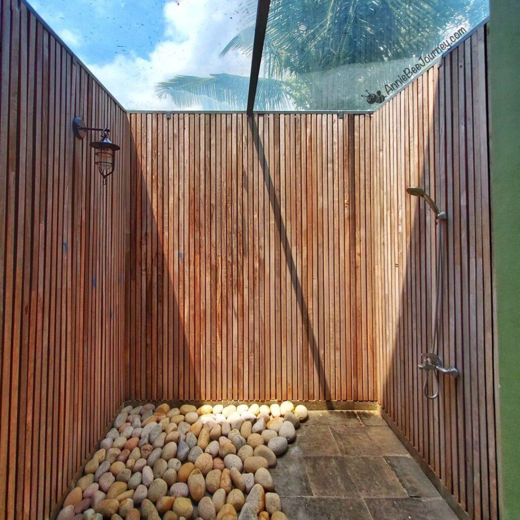 Eco-friendly materials at Casa Marina resort Quy Nhon, Vietnam