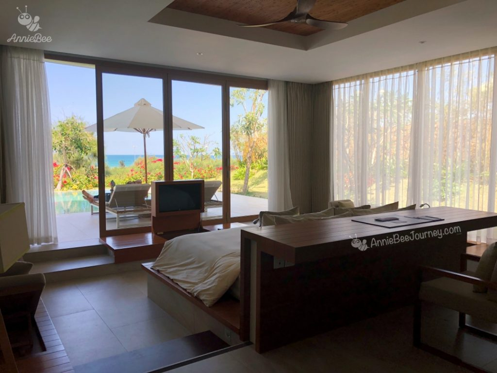 Villa with pool view room at FLC resort in Quy Nhon, Vietnam