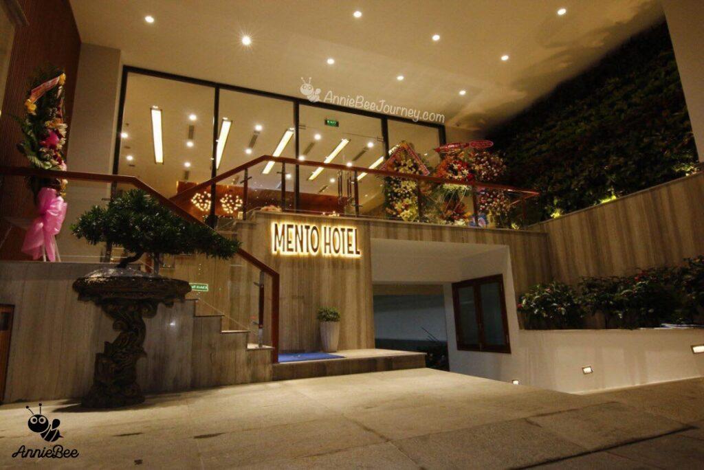 Mento hotel in Quy Nhon, Vietnam