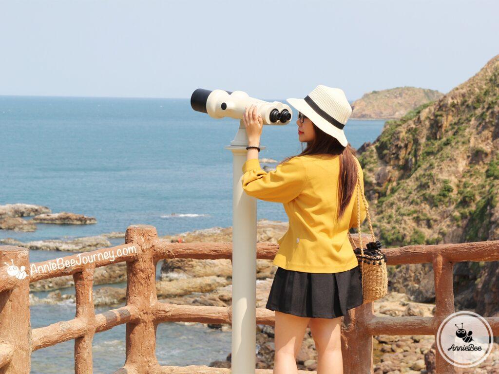 Windy Strait Eo Gio in Quy Nhon, Vietnam